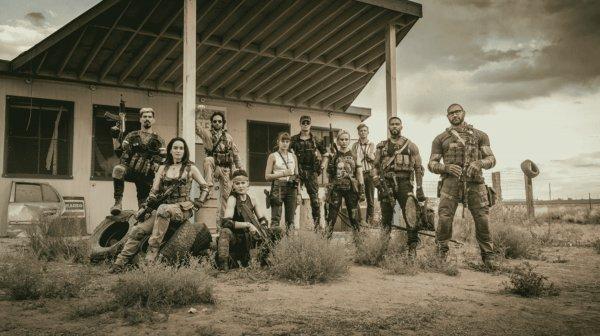 Army of the Dead, finite le riprese del film di Zack Snyder per Netflix