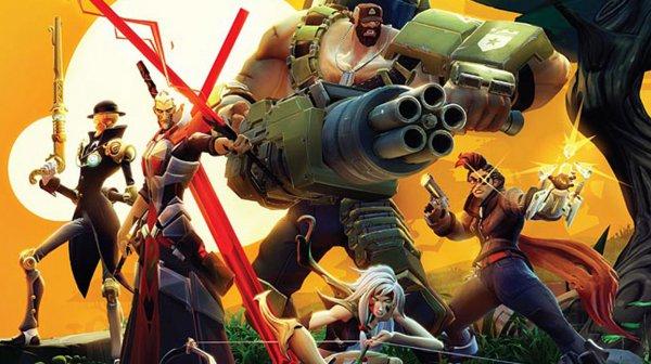 Battleborn: video anteprima dello sparatutto di Gearbox Software