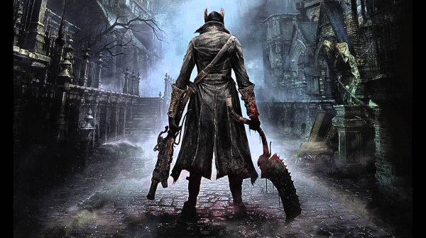 Bloodborne The Old Hunters: video con dieci minuti di gameplay