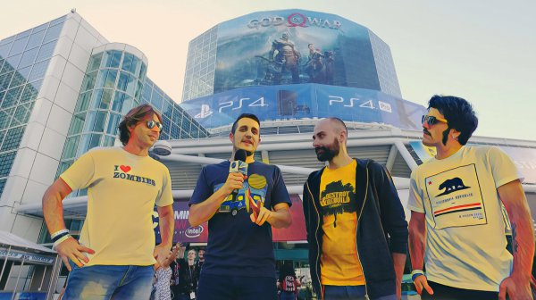 Bloopers e papere dall'E3 di Los Angeles: Questa è una bomba! (Video)