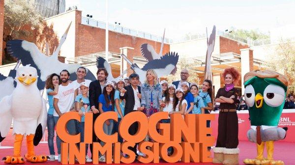 Cicogne in Missione: l'intervista ai doppiatori Federico Russo e Alessia Marcuzzi