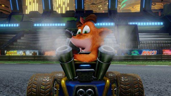 Crash Team Racing Nitro Fueled: derapate nostalgiche con il remake di CTR