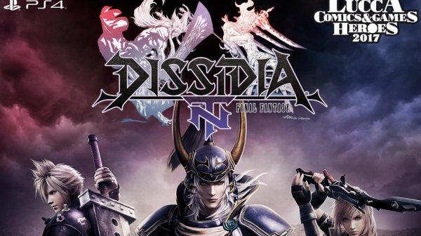 Dissidia Final Fantasy NT protagonista al Padiglione Everyeye.it a Lucca Comics