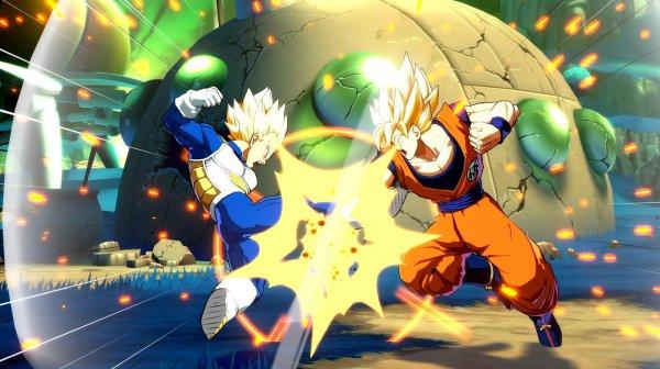 Dragon Ball FighterZ: un'ora di gameplay da Lucca Comics & Games 2017