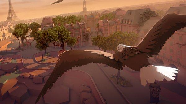 Eagle Flight: in volo nel cielo di Parigi - Provato