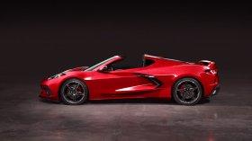 Ecco la nuova Chevrolet Corvette Stingray: la prima con motore centrale