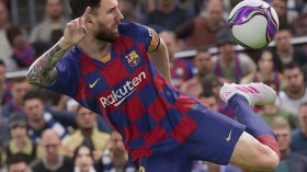 eFootball PES 2020: il calcio Konami si rinnova, anche nel nome