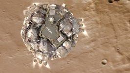 ExoMars: Schiaparelli è precipitato su Marte, ancora incerto il suo destino