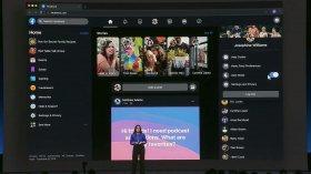 Facebook è pronto a rifarsi il look: arriva il tema scuro anche su PC!
