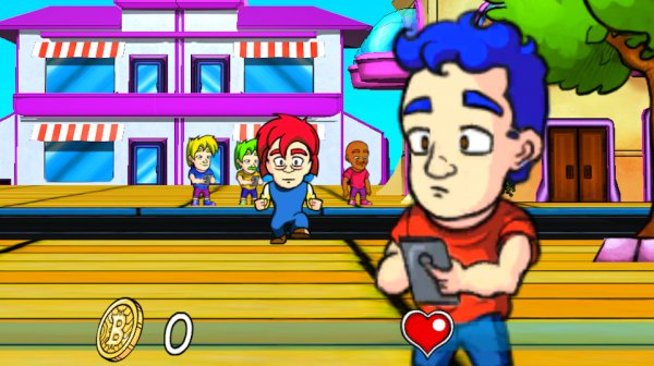 Fantasy Network: Wonder Boy incontra i social network