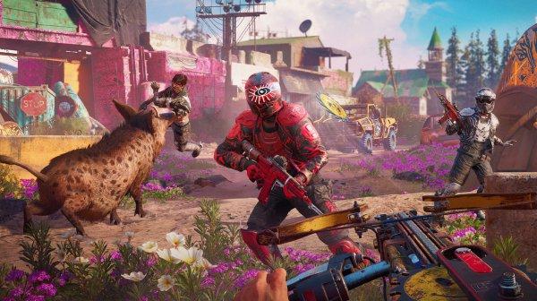 Far Cry New Dawn: l'alba di una nuova guerra