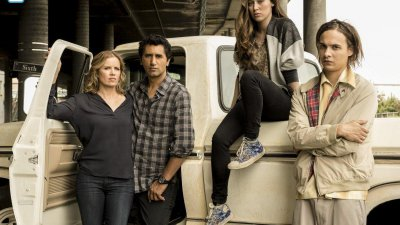 Fear the Walking Dead - I character poster