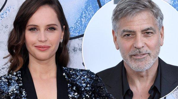 Felicity Jones nel cast di Good Morning, Midnight di George Clooney, prodotto da Netflix