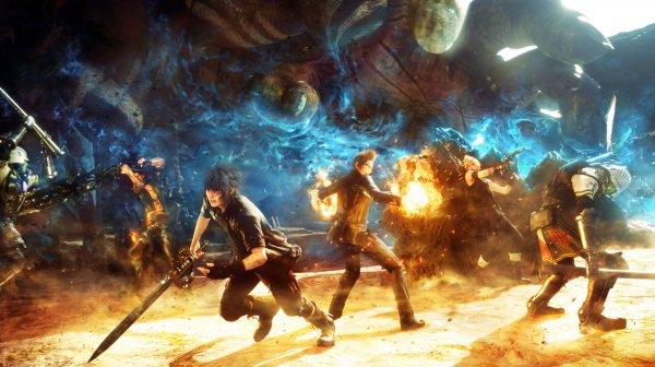 Final Fantasy XV: Square-Enix annuncia nuovi contenuti per la storia