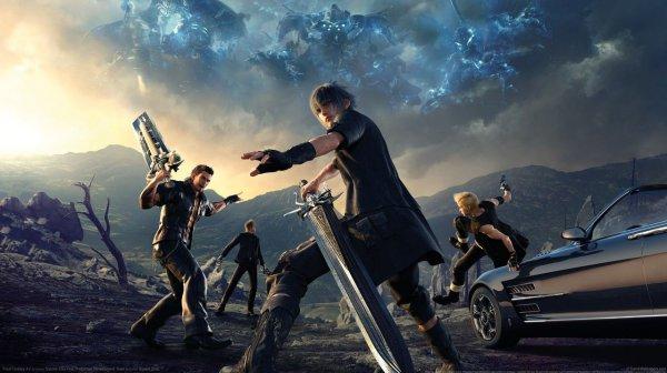 Final Fantasy XV: il supporto di Square-Enix si estende fino al 2018
