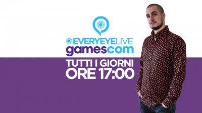 Gamescom 2015: gli appuntamenti di Everyeye Live in diretta da Colonia