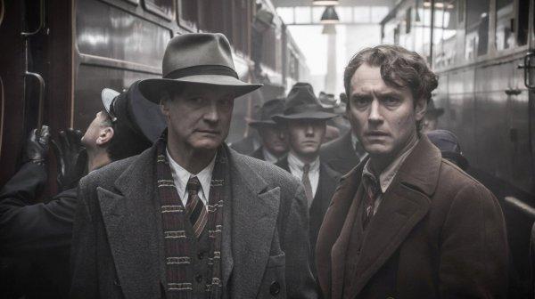 Genius, recensione in anteprima del biopic di Michael Grandage presentato a Berlino