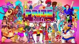Gli autori italiani di Pride Run celebrano la collaborazione con Kaleidoscope Trust