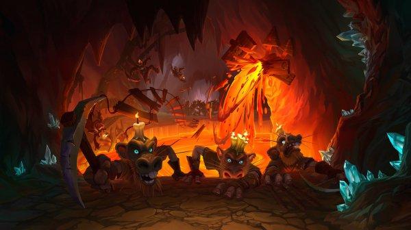 Hearthstone: nuove carte esclusive arriveranno in Arena!