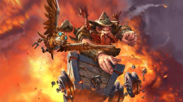 Hearthstone: svelate le carte dell'espansione Lega degli Esploratori
