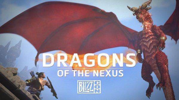 Heroes of the Storm: trailer per i nuovi personaggi Alexstrasza e Hanzo
