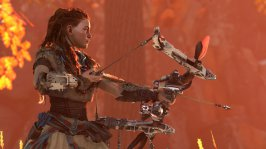 Horizon Zero Dawn torna a mostrarsi all'EGX 2016 con un nuovo video gameplay