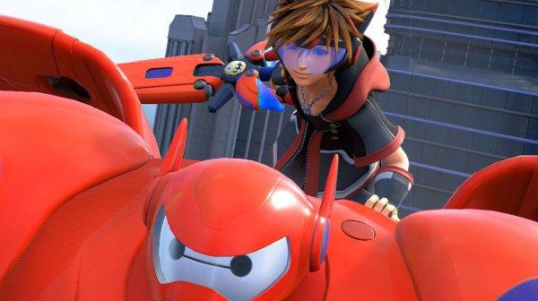 I film Disney Pixar che hanno ispirato i mondi di Kingdom Hearts 3