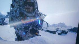 Il mondo di Death Stranding: la neve si mostra nel nuovo scatto di Kojima!