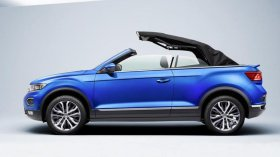 Il Volkswagen T-Roc si fa Cabriolet: nelle concessionarie durante la primavera 2020