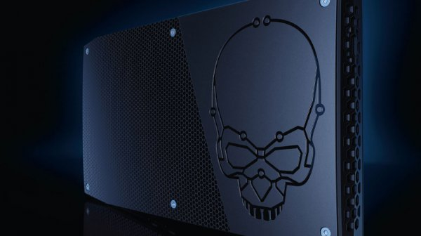 Intel NUC con grafica AMD Vega: mini PC con il gaming nel DNA
