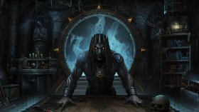 Iratus Lord of the Dead: uno spietato roguelike ispirato a Darkest Dungeon