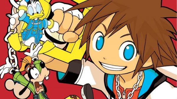 Kingdom Hearts: Chain of Memories, recensione del manga di Shiro Amano