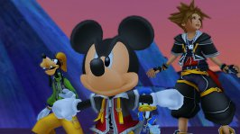 Kingdom Hearts HD 1.5 + 2.5 Remix annunciato per PlayStation 4