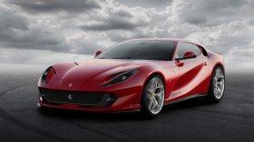 La versione Spider della Ferrari 812 Superfast potrebbe arrivare a settembre