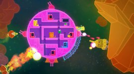 Lovers in a Dangerous Spacetime - Recensione PS4