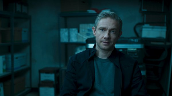 Martin Freeman svela se Everett Ross è sopravvissuto alla Decimazione di Thanos