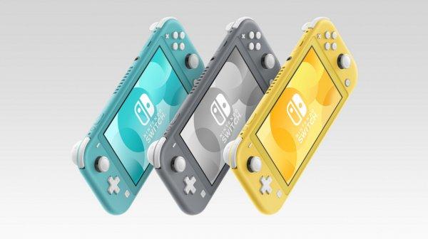 Nintendo Switch Lite: la prova esclusiva della nuova console!