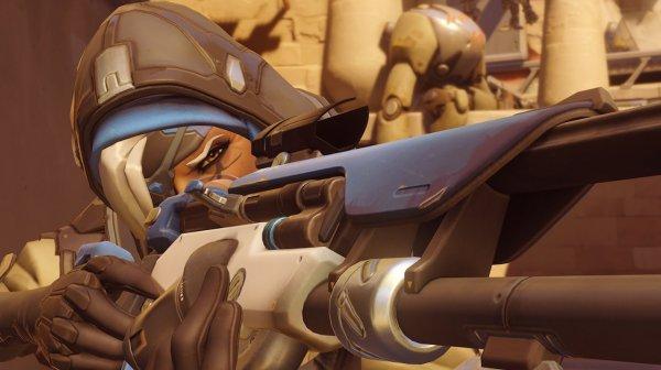 Overwatch: L'Antro degli Eroi - Alla scoperta di Ana Amari
