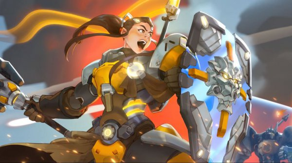 Overwatch: guida alle abilità di Brigitte, nuovo eroe del roster