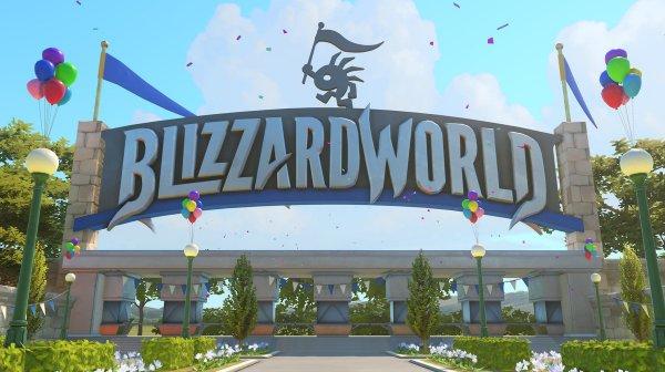 Overwatch: uno sguardo alla nuova mappa BlizzardWorld