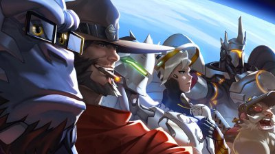 Overwatch: video gameplay off-screen dall'evento Road to BlizzCon
