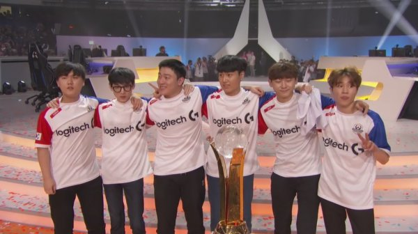 Overwatch World Cup: la Corea del Sud conquista la coppa del mondo!