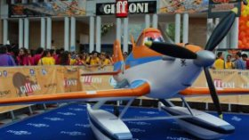Planes 2 al Giffoni 2014