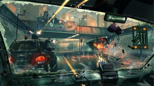 PlayStation VR Worlds - The Heist