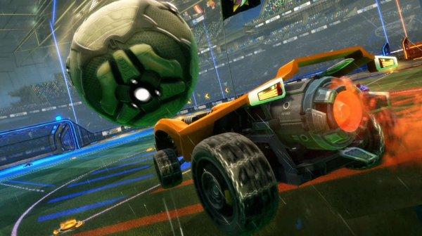 Rocket League: il concept di un capolavoro