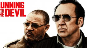 Running with the Devil, trailer e poster del film con Nicolas Cage e Laurence Fishburne