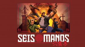 Seis Manos: svelata la data di uscita del nuovo anime Netflix