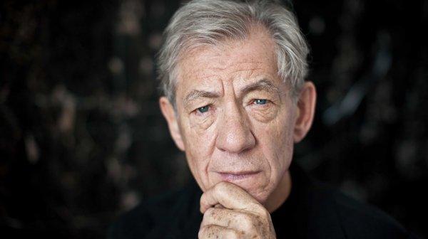 Sir Ian McKellen incontra il pubblico di Roma, fra Shakespeare e gli X-Men