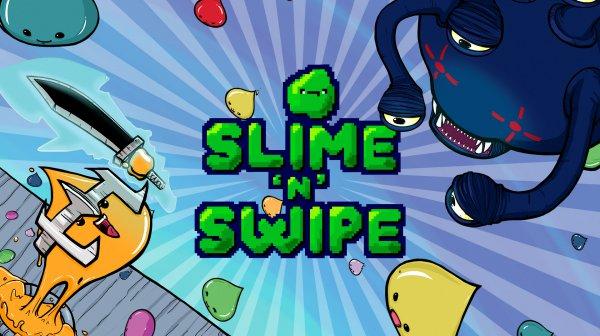 Slime 'n' Swipe Provato: un divertente arcade per iOS e Android