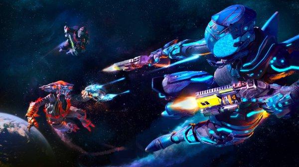 Space Junkies: combattimenti a gravità zero con PlayStation VR